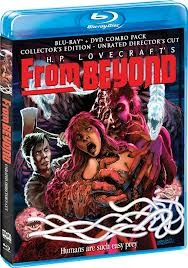 From Beyond Blu-Ray (Autographed By Stuart Gordon)