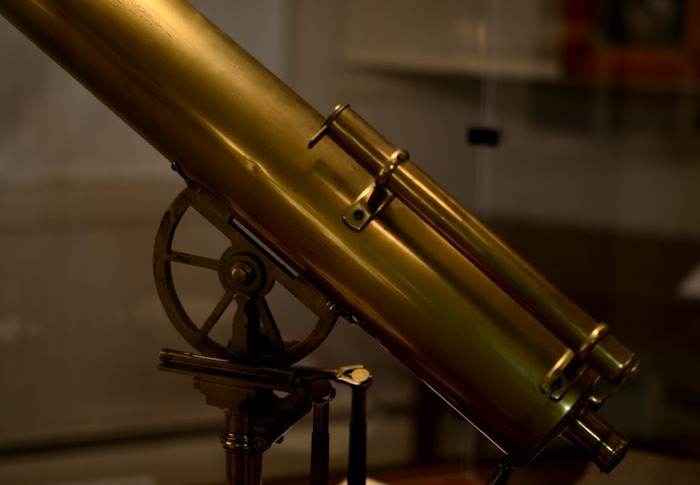 Telescope, Photo by Lee Allen