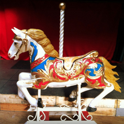 $240 photoshoot with and naming rights to our carousel horse. SOLD OUT.