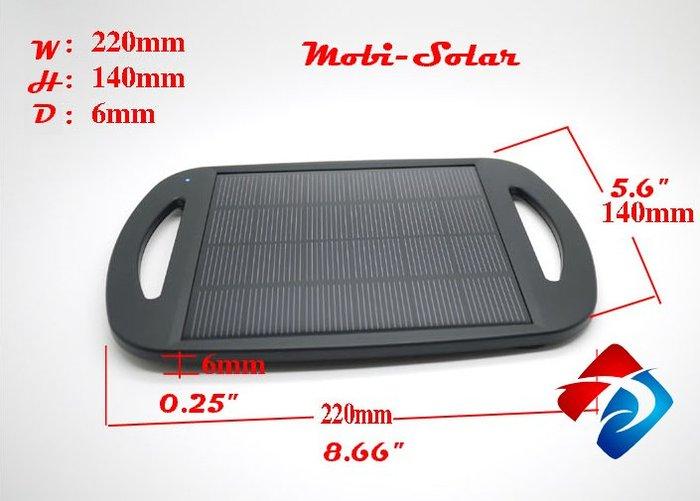 Mobi-Solar Frame