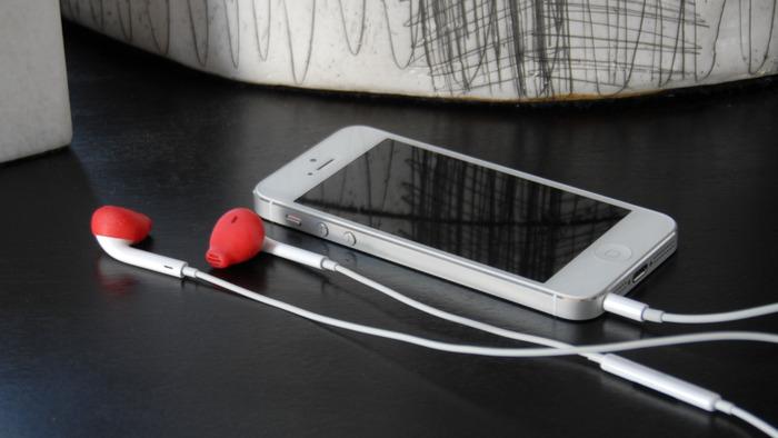 每日一配:EarSkinz的ES2给iPhone耳机EarPods增加点颜色