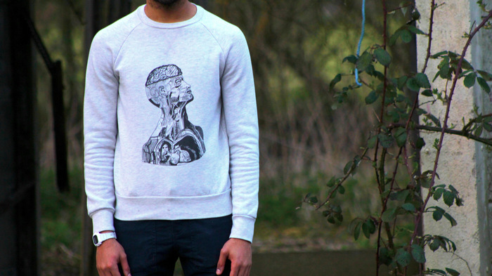'The Open-Minded Thinker' Jumper