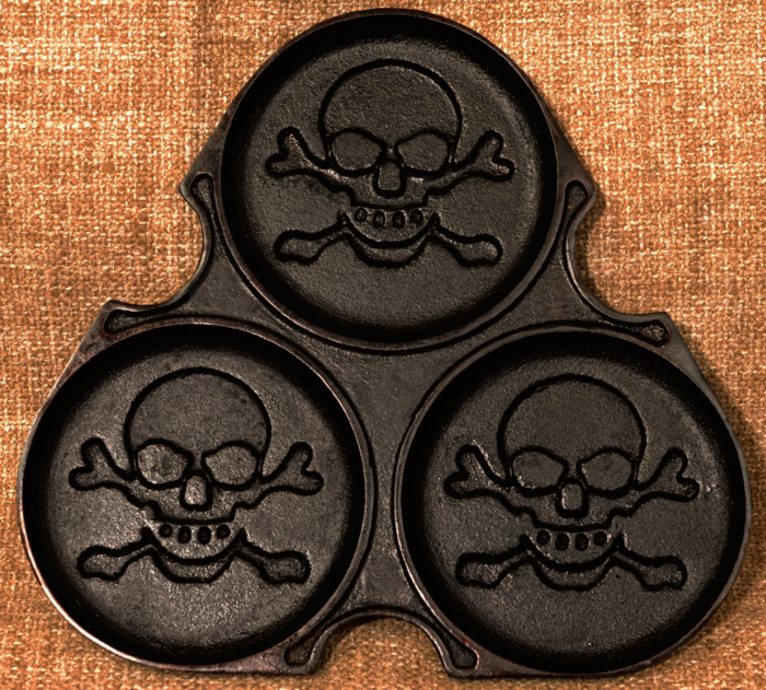 PIRATE PANCAKE GRIDDLE