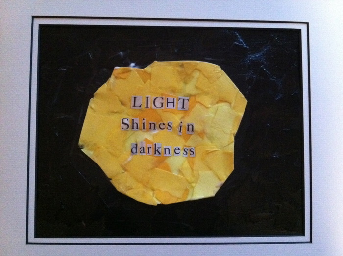 """Light in Darkness"""