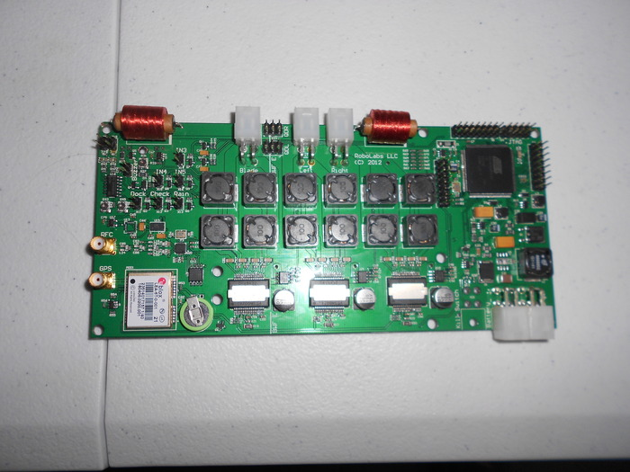 Rev 4 PCB
