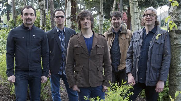 Sean Farrell, Craig Stahr,  Sean Tichenor, Scott Pettitt, Pete Ficht, Birch Tree.