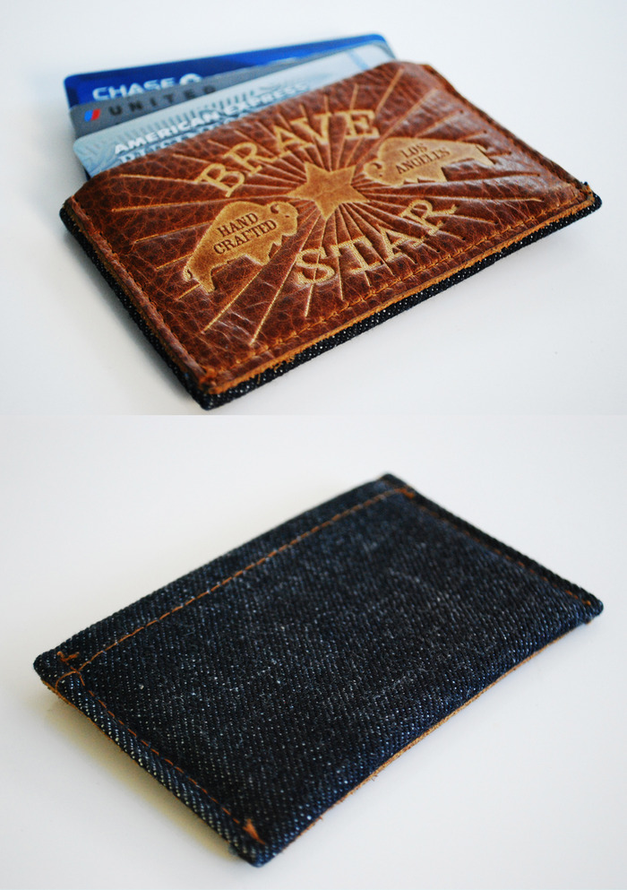 I think you should post the picture of the wallet on your kickstarter page. Out of all the wallets on here (and i've backed a few of them) this is by far the best looking one! (Leah Housley)