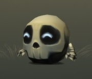Baby Skeleton Tom needs your help!
