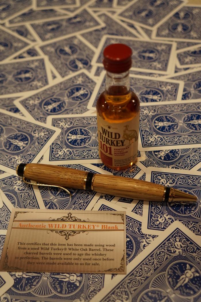 Pen Style #2 (twist pen)