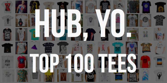 View The Top 100 Tees List.