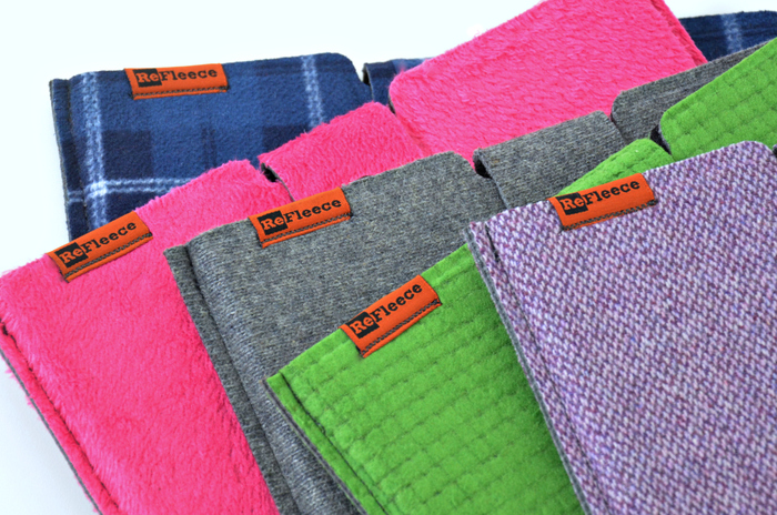 ipad sleeves made from old clothes