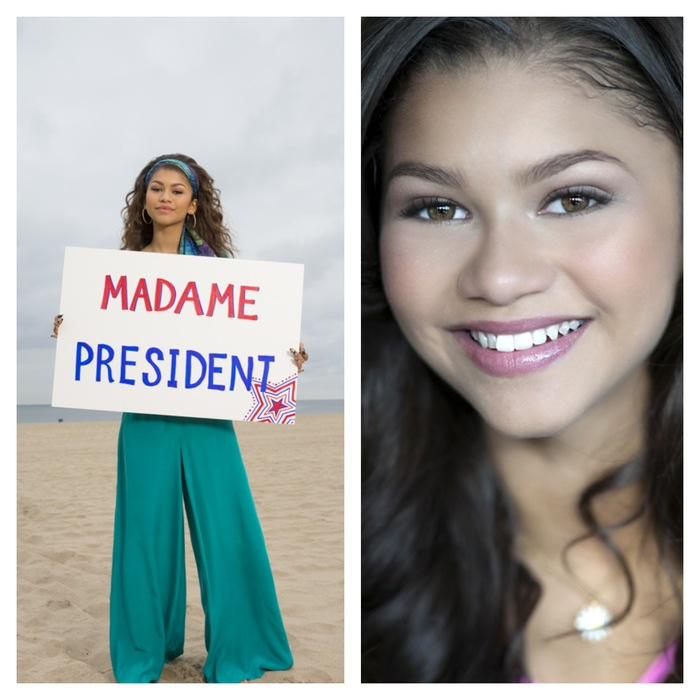 Zendaya Coleman, Star of Disney's Shake It Up