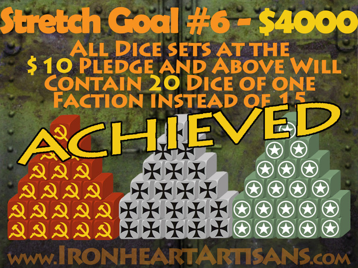 stretch goal 6