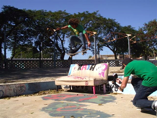 Mamerto, switch FS 360, Yoan filming
