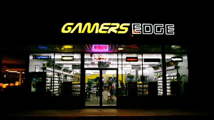 Gamer's Edge - a great Retro Gaming store