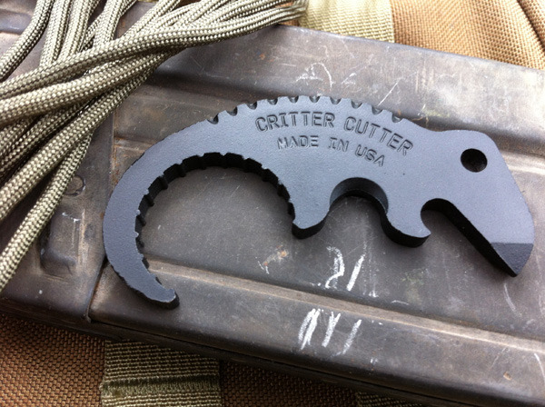 BlackOut Critter Cutter with high-tech QPQ coating
