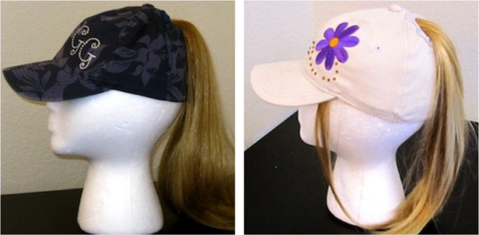 The flower cap has been a favorite!