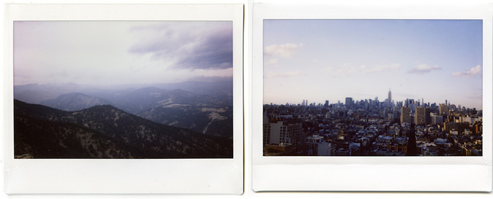 Fuji Instax photos