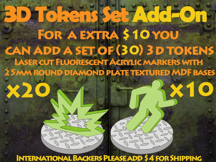 3D Tokens Add-on