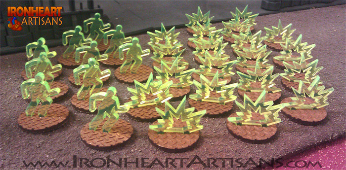 3D tokens as they will come to you with unpainted bases