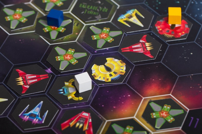 Understanding and balancing the strengths of different ships is crucial to mastering HEXICA