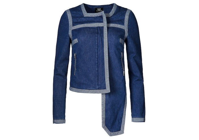 Pledge $119 and select the JEANS JACKET (BLUE) PLAN 1 to get this piece - retail price $339