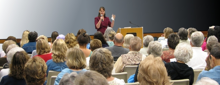 Civic Engagement: Free: See Cassandra at Port Orange Library Coming in November 2013
