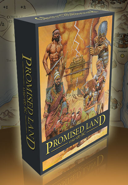 Promised Land 1250-587 BC Box