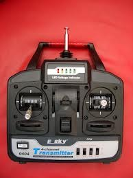 4 Channel Transmitter