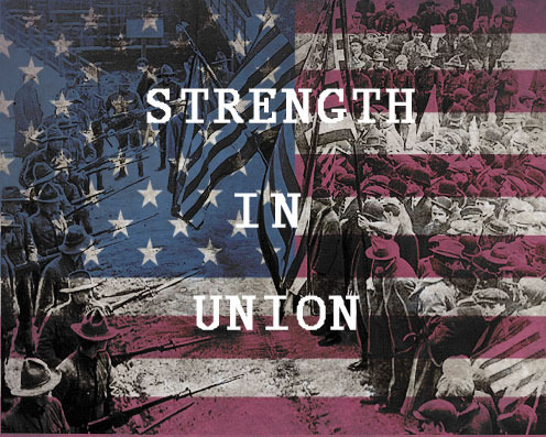 a history of the labor unions in the united states Labor heroines & women's labor history labor unions & labor-related organizations toggle  a short illustrated history of labor in the united states new press .