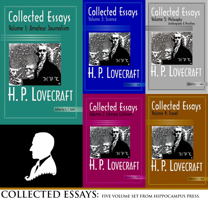 collected essay h lovecraft p travel