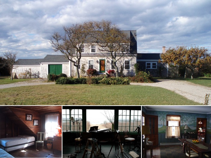"Private lodging for a week in the ""Goodhart"" Home located in Dennis, Cape Cod, Massachusetts."