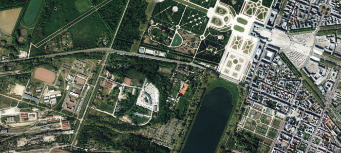 Versailles, France: Home of the Solar Decathlon Europe 2014 competition