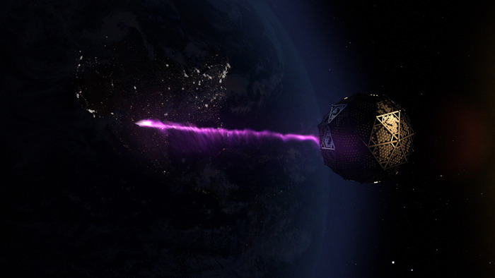 Valis Satellite
