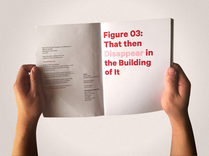 Fig.03: That then Disappear in the Building of It