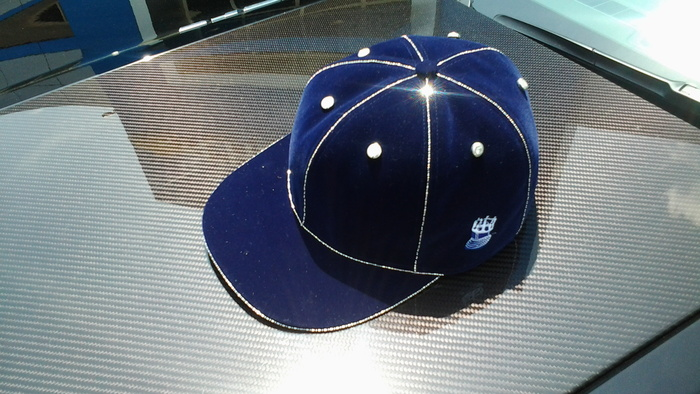 6.  Championship Series Royalty Blue
