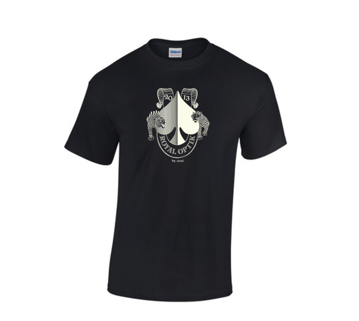 Royal Optik Ace of Spades T Shirt