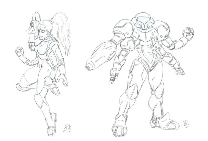 Character Design Kickstarter : Zynvaded by we have issues publishing
