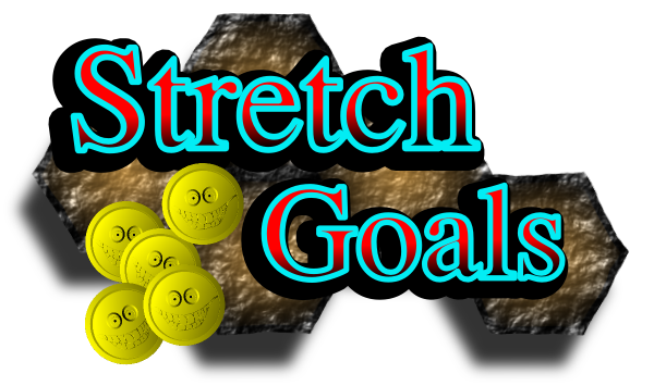 These Goals are Available to ALL backers who pledge $30 or more!!