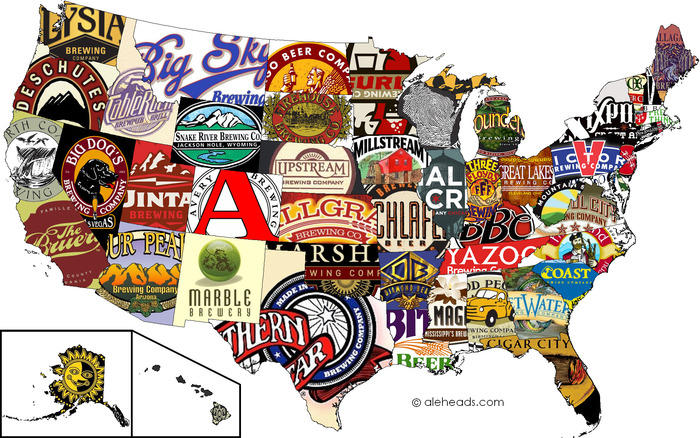 Breweries across America are giving Lance the opportunity of a lifetime. Click to view the Lance's Brewery Tour Destination Google Map