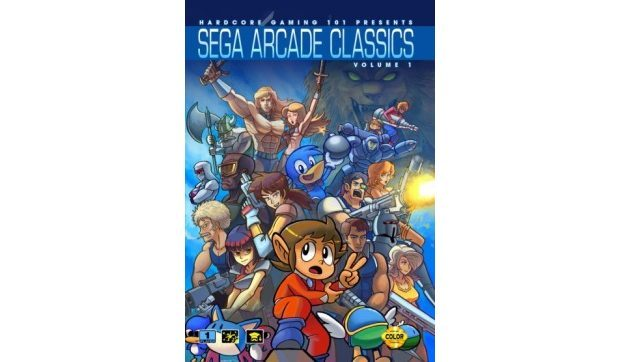 I was Managing Editor on the Sega Arcade Classics book