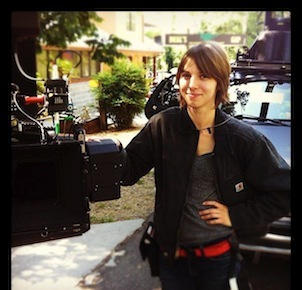 Cinematographer, Caitlin Machak