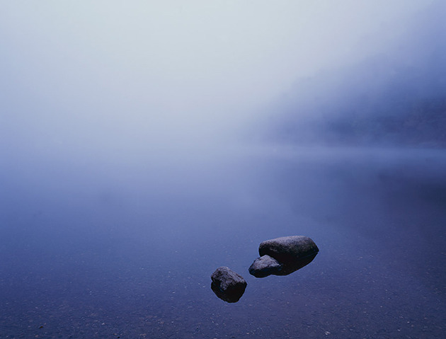 Dead Calm - Glendalough Upper Lake, Ireland