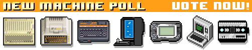 Vote in the Life of Pixel New Machine Poll - choose the new levels!!