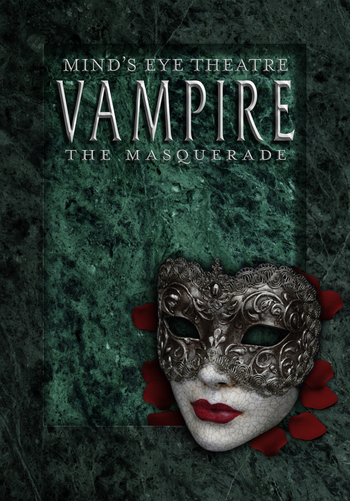 Kickstarter launched for Mind's Eye Theatre: Vampire The Masquerade