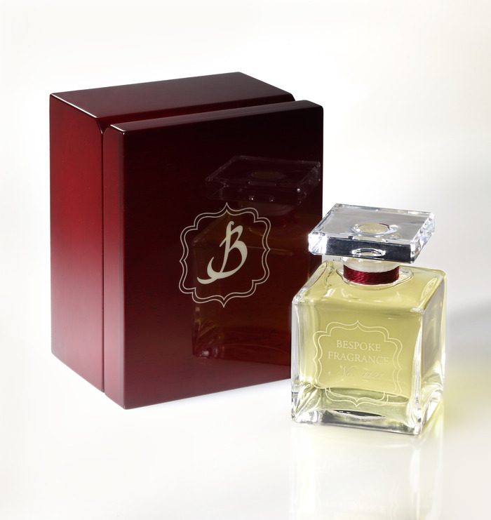 Bespoke Fragrance (yours for $999+ pledge)