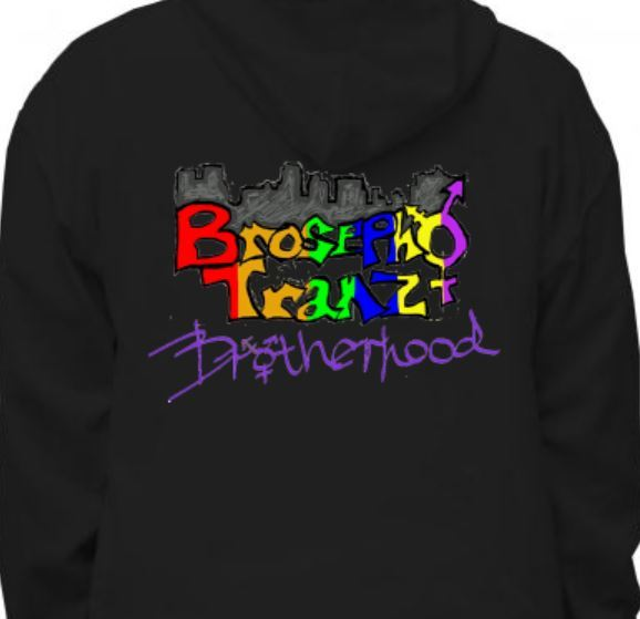 Brosepho Tranz Collection Hoodie