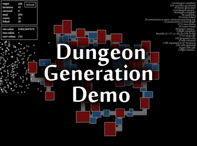 Click to try our dungeon visualization demo!