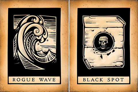 Bonus Crew: Rogue Wave and Black Spot