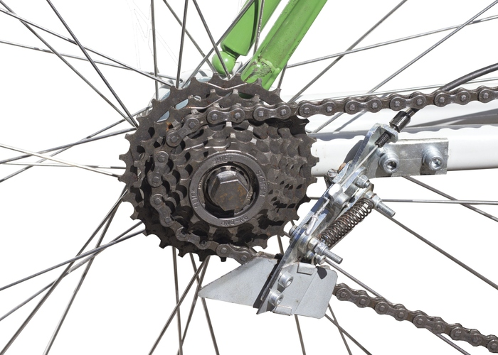 The FUBi fast-shift derailleur